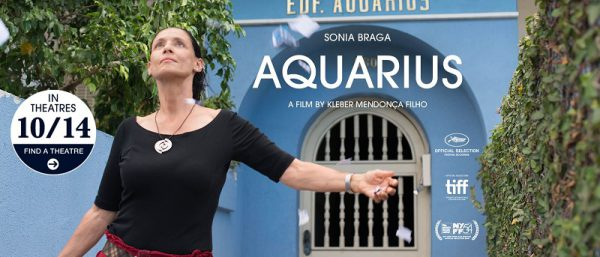 Review: Aquarius (2016)