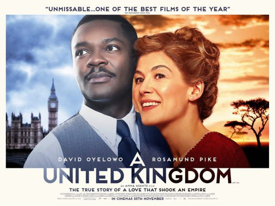 Review: A United Kingdom (2016)