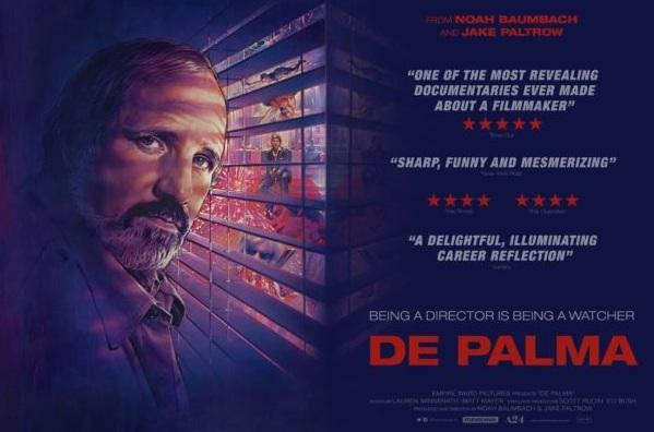 Review: De Palma(2015)