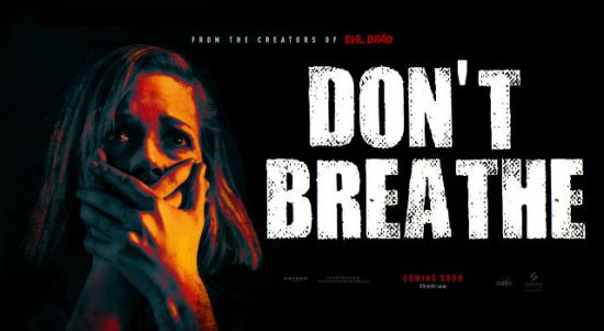 Review: Don't Breathe(2016)