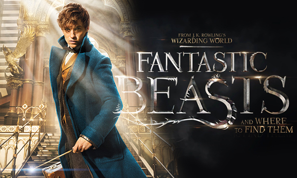 Review: Fantastic Beasts and Where to Find Them(2016)