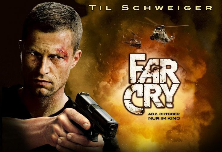 Review: Far Cry (2008)