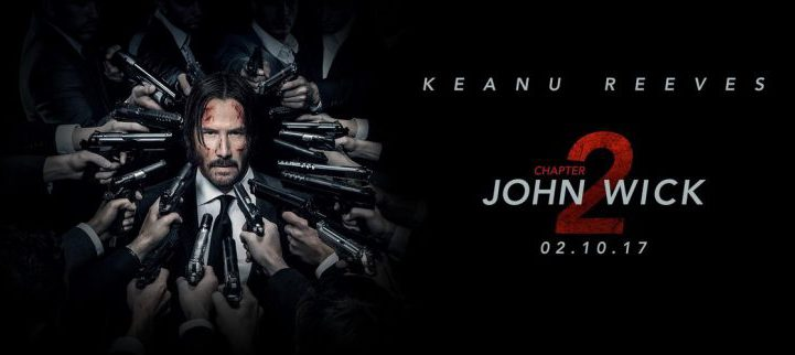 Review: John Wick: Chapter 2 (2017)
