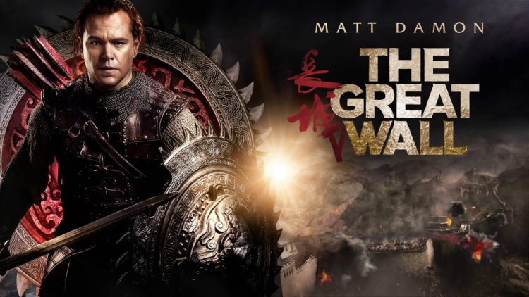 Review: The Great Wall(2016)