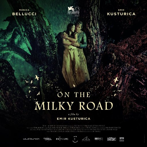 Review: On the Milky Road (2016)