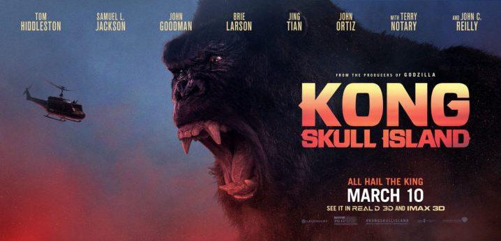 Review: Kong: Skull Island(2017)