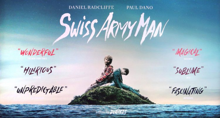 Review: Swiss Army Man(2016)