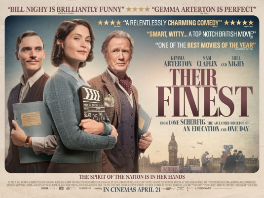 Review: Their Finest (2017)