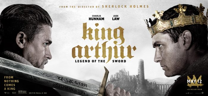 Review: King Arthur: Legend of the Sword (2017)