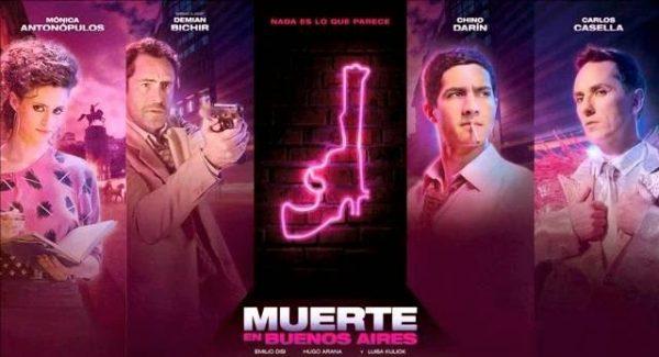 Review: Muerte en Buenos Aires(2014)