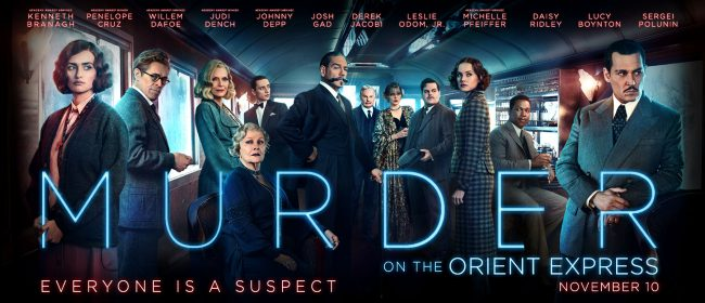 Review: Murder on the Orient Express (2017)