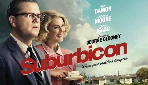 Review: Suburbicon (2017)