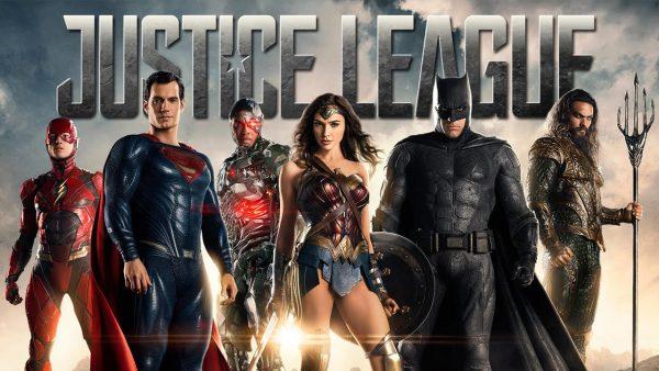 Review: Justice League(2017)