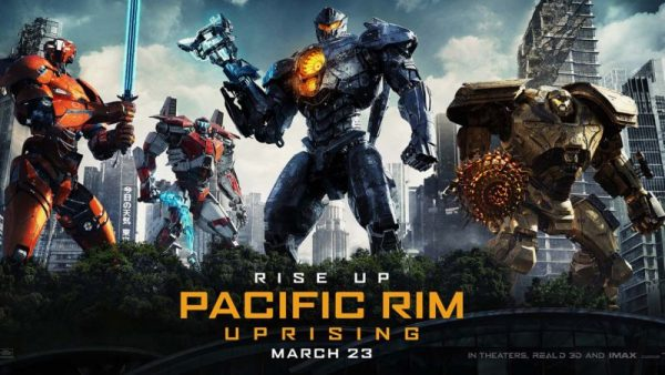 Review: Pacific Rim Uprising(2018)